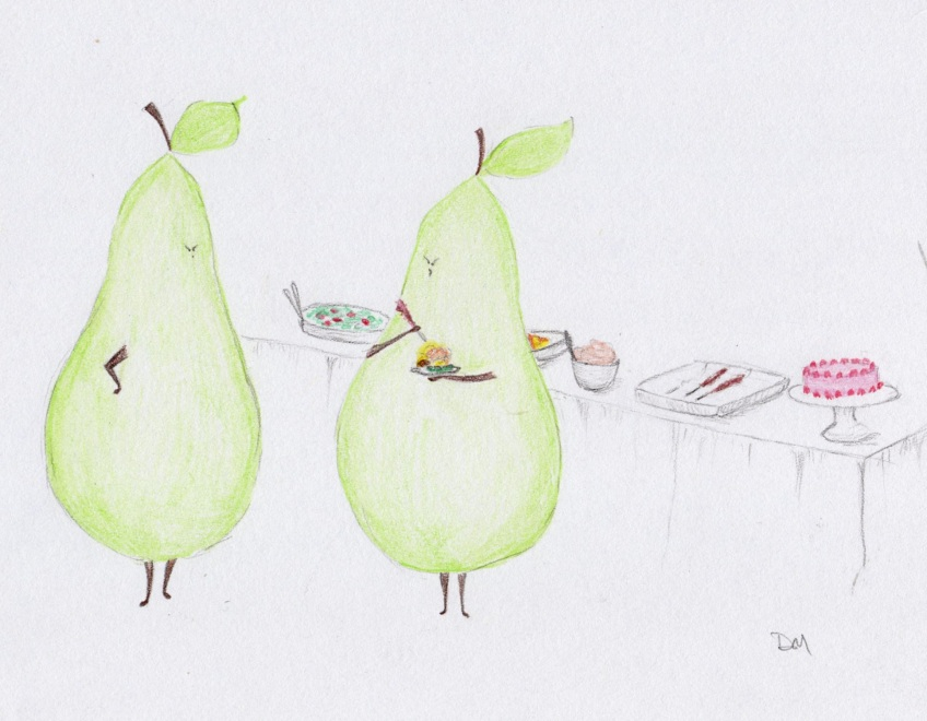 pear buffet 2