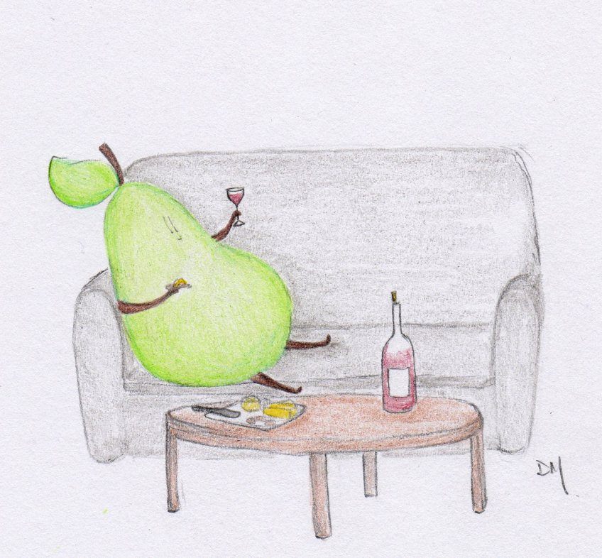 pears love a long weekend