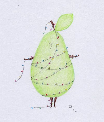 Christmas Pears.Pears Of Christmas Past Part 1 Angry Pear