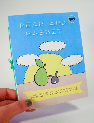 pear and rabbit_7