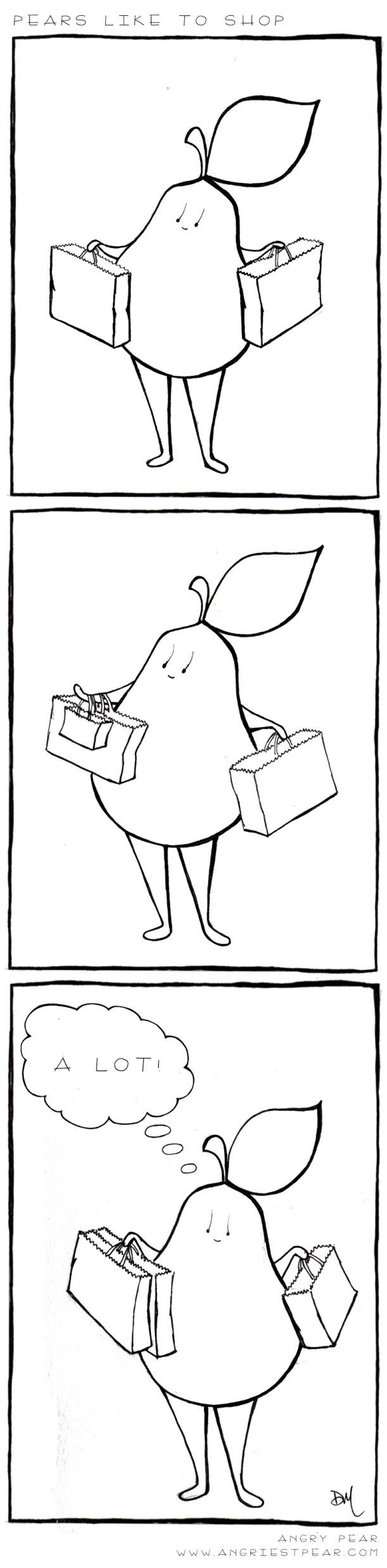 pears like to shop