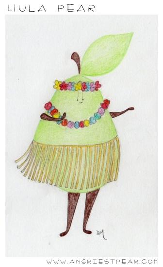 hula pear