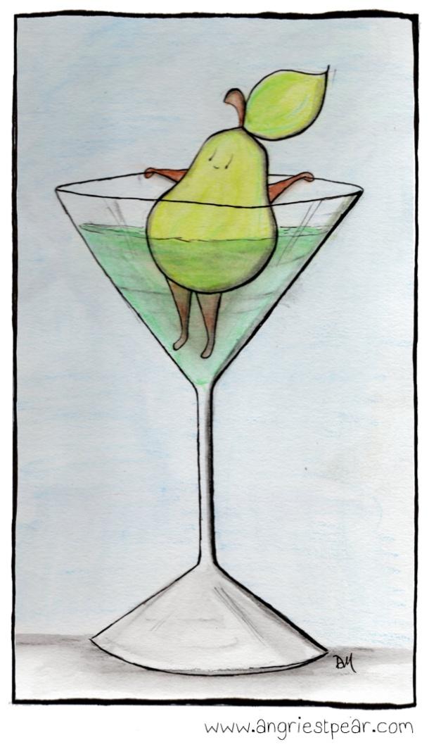 pear martini 2