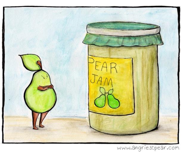 pear jam high