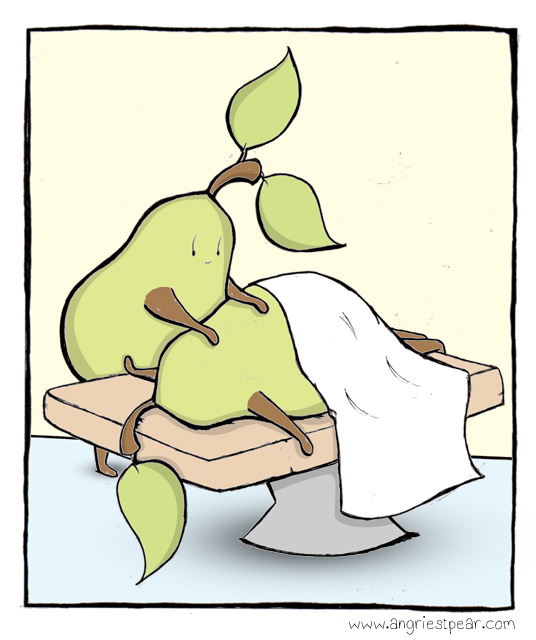 pear massage